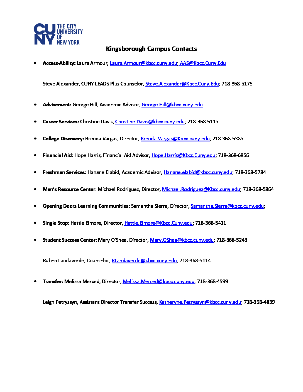 Resources – GraduateNYC